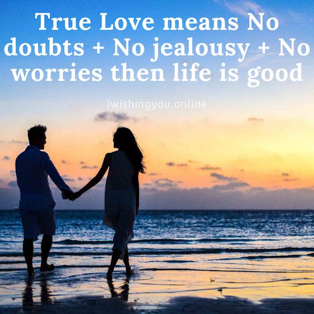 status for love