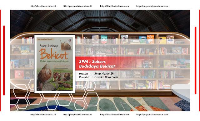 SPM : Sukses Budidaya Bekicot