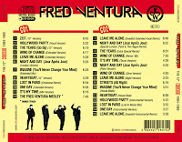 FRED VENTURA - The 12'' Collection 1984-1989 [LTD-CD-019]