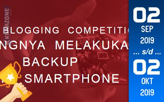 Kompetisi Blog - SanDisk Berhadiah Uang Tunai + Produk USB OTG SanDisk