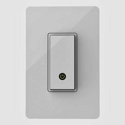 Smart Sockets and Switches - Belkin WeMo Light Switch