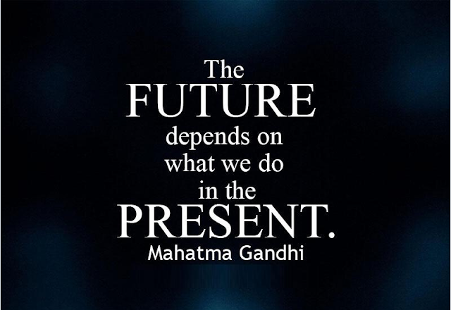 The future quote