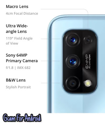 Download latest of google camera apk for Realme 7 Pro
