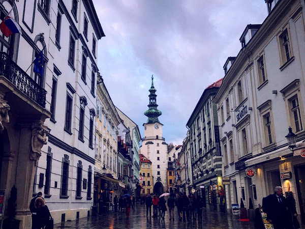 Why You Shouldn't Miss Out Bratislava