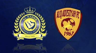 مشاهدة مباراة النصر ضد القادسية اليوم 7-11-2020 بث مباشر في الدوري السعودي