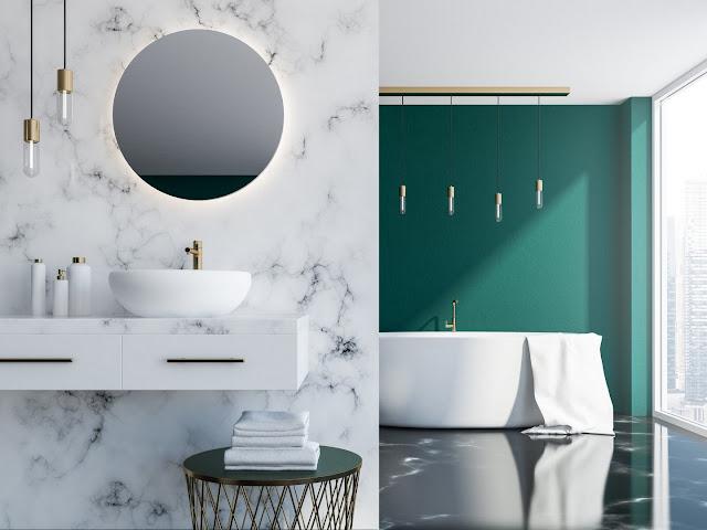 modern bathroom design ideas 2020
