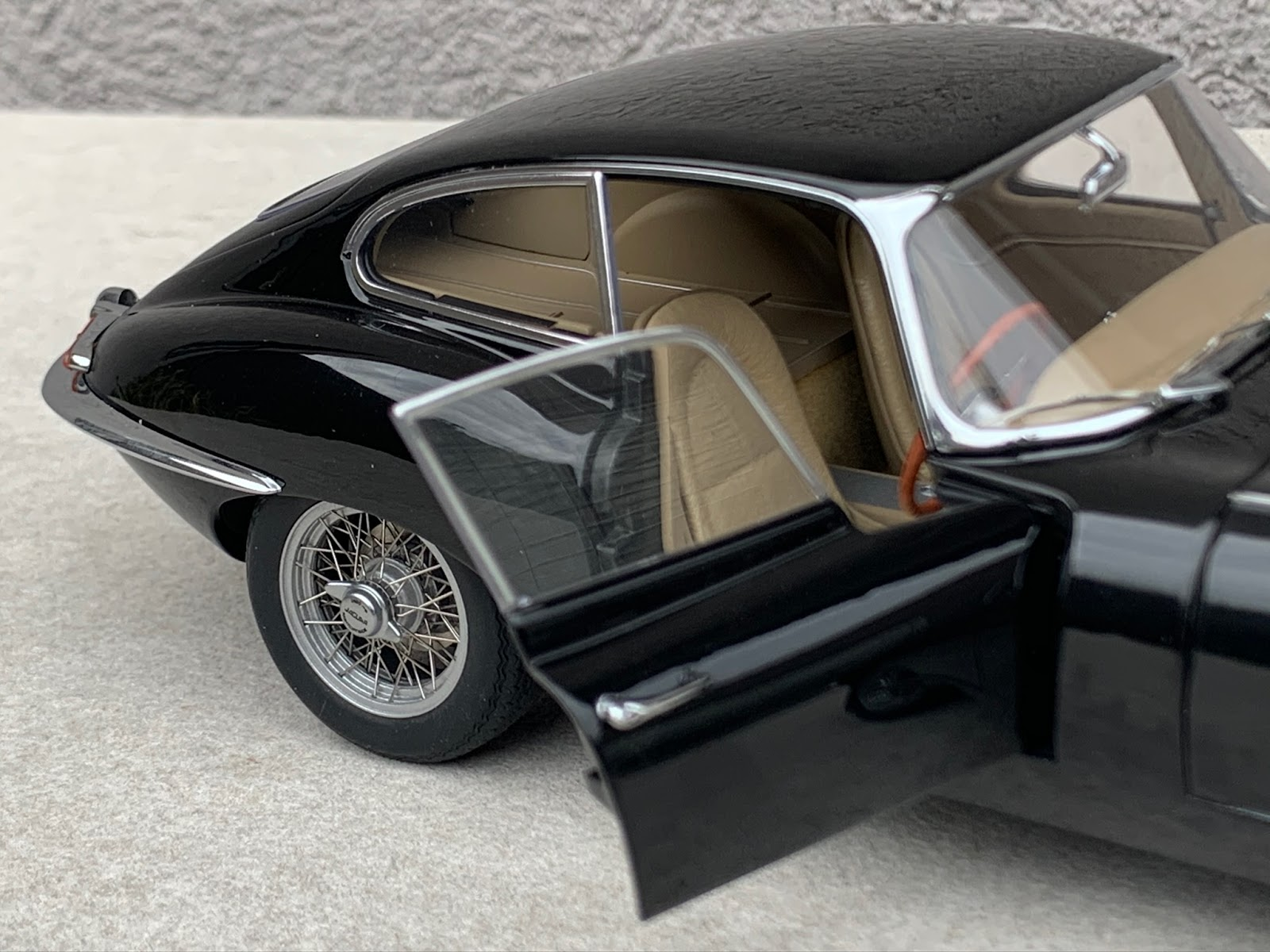 Jaguar E-Type Filtro de aire ronda serie 1 serie 1961-1968 2 1968-1971 Nuevo