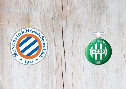 Montpellier vs Saint-Etienne -Highlights 9 February 2020