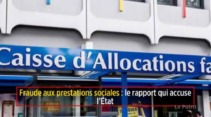 VIDÉO - EXCLUSIF. Fraude aux prestations sociales : le rapport qui accuse l'État