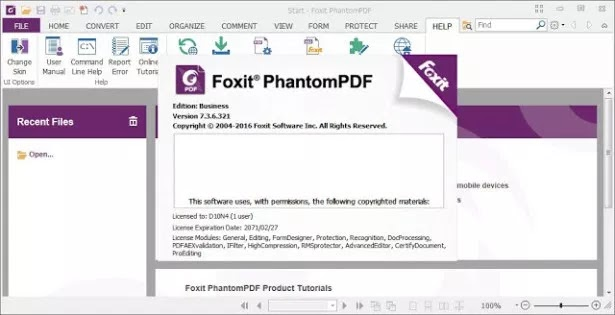 Foxit Phantompdf Business 9 1 0 With Patch Is Here For