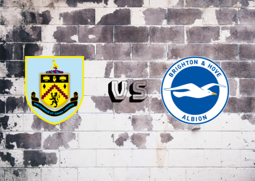 Burnley vs Brighton & Hove Albion  Resumen