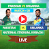 Pakistan vs SriLanka Match 3 : Watch Live Cricket Streaming online