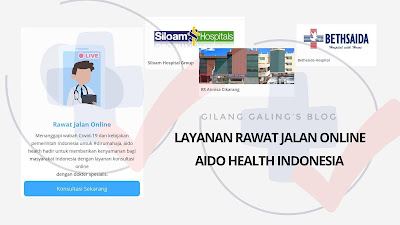 Layanan Rawat Jalan Online Aido Health Indonesia