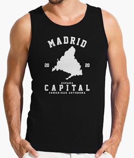 Camisetas, Ciudades