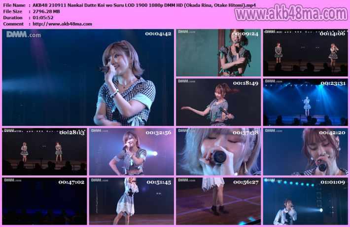 210911 Nankai Datte Koi wo Suru LOD