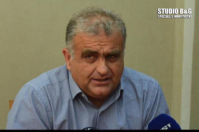 Νίκος Γκαβούνος: Θα συνεχίσω με τον ίδιο ζήλο