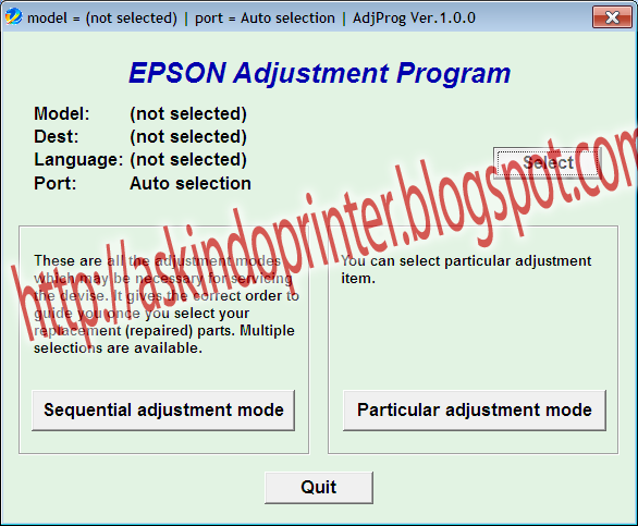 Epson L380 Multi Page Feed Error