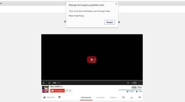 Virus de video porno en tu muro de Facebook y cómo eliminarlo