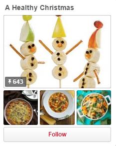 A Healthy Christmas   Pinterest