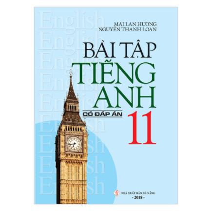 Bài Tập Tiếng Anh 11 (Có Đáp Án) ebook PDF-EPUB-AWZ3-PRC-MOBI