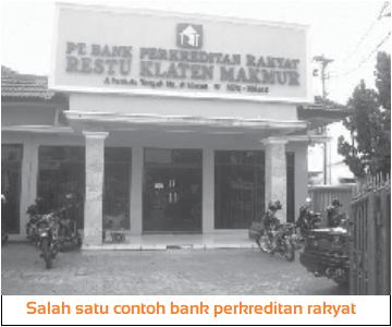 Contoh Bank Perkreditan Rakyat