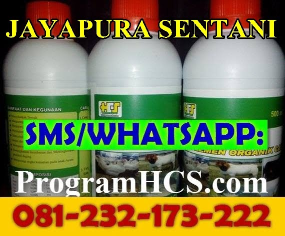 Jual SOC HCS Jayapura Sentani