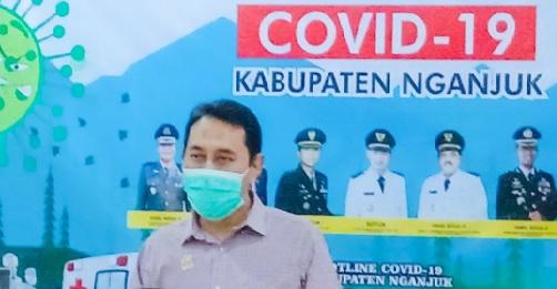 Kasus Covid Nganjuk Bertambah