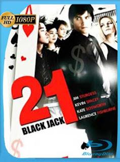21 black jack (2008)HD [1080p] Latino [GoogleDrive] SilvestreHD
