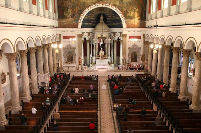Que significa soñar con una iglesia