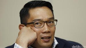 Ridwan Kamil Juara 2 Urusan Pengangguran, Anies Ranking 7