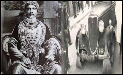 King Jai Singh of Alwar Snubbed Rolls-Royce