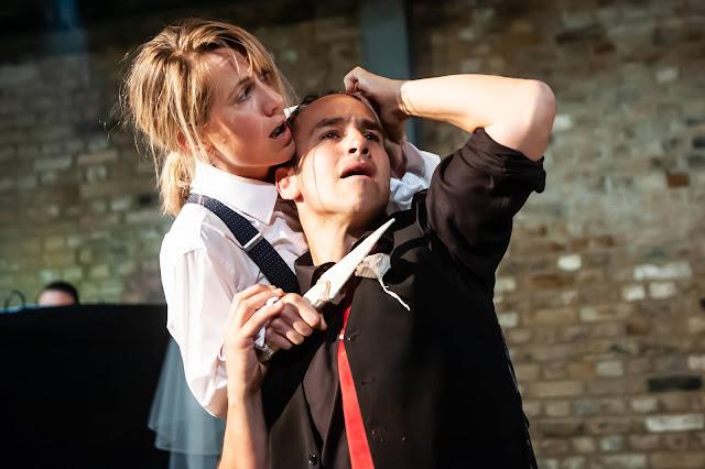 Bellini: I Capuleti ed I Montecchi - Grimeborn Festival (Photo Lida Crisafulli)