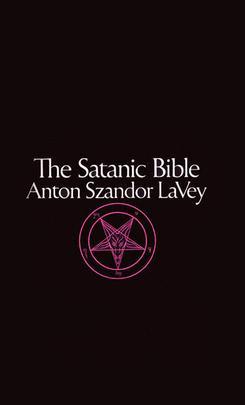 The Satanic Bible  #PMRC PunkMetalRap.com