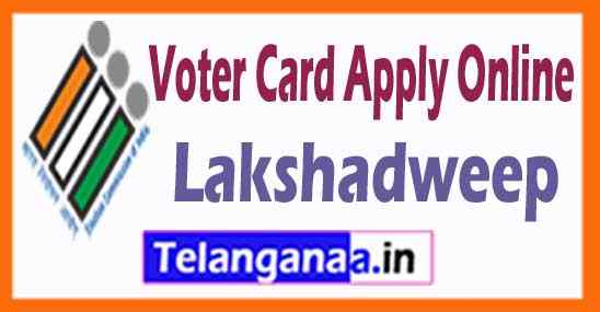 How to Apply Voter ID Card Online in Lakshadweep