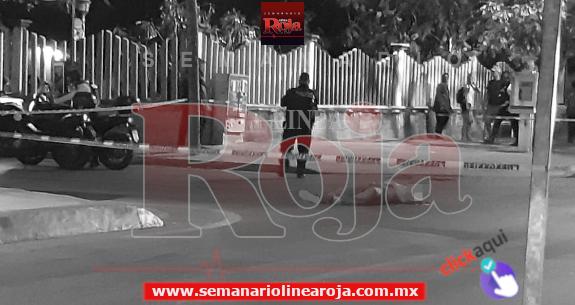 Ejecutan a un hombre en pleno centro de Playa del Carmen