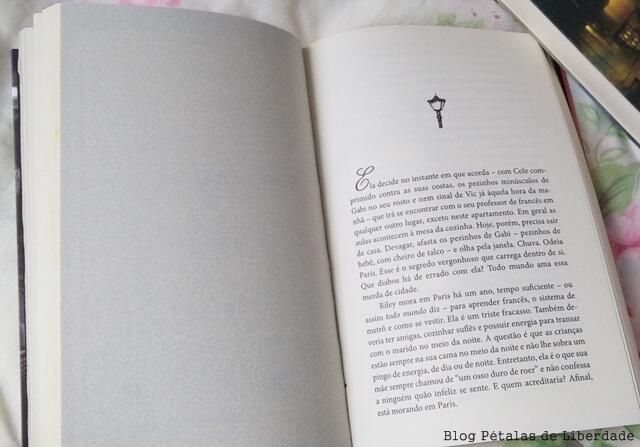 """Resenha: livro """"Lições de Francês"""", Ellen Sussman"""