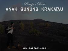 Memetik Pelajaran dari Anak Gunung Krakatau