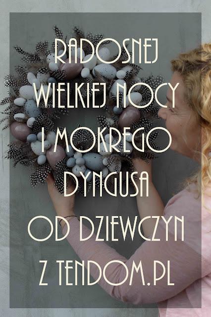 Cudownych Świąt od Dziewczyn z tenDOM.pl