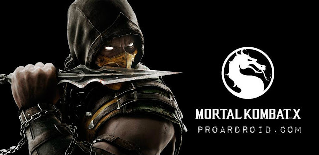 تحميل لعبة مورتال كومبات MORTAL KOMBAT X النسخة المهكرة للاجهزة الاندرويد