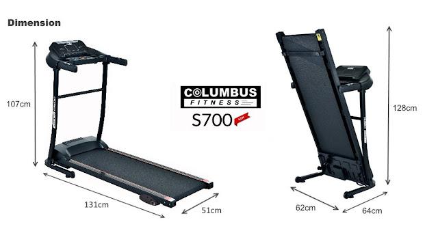 Columbus Fitness S700