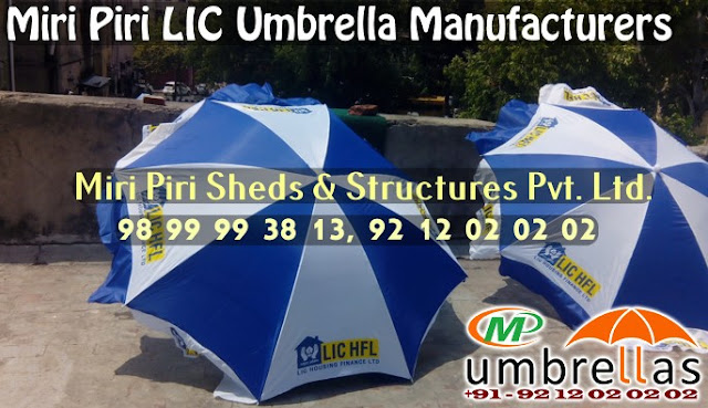 LIC Umbrellas Suppliers, LIC Umbrella, Umbrellas Supplier in India,Delhi