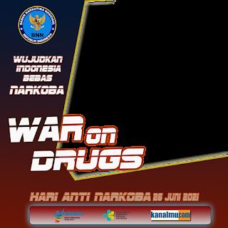 twibbon ucapan hari anti narkoba sedunia psd - kanalmu