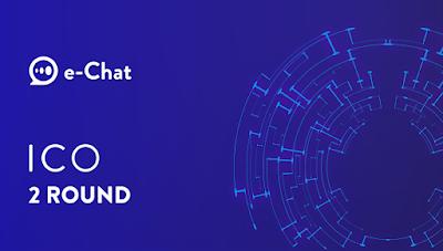 قصة بدء التشغيل الناجح: في 10 أيام e-Chat ينهي جولته الثانية من ICO
