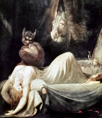 The Nightmare, Fuseli