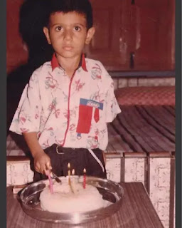 yuzvendra chahal childhood photos