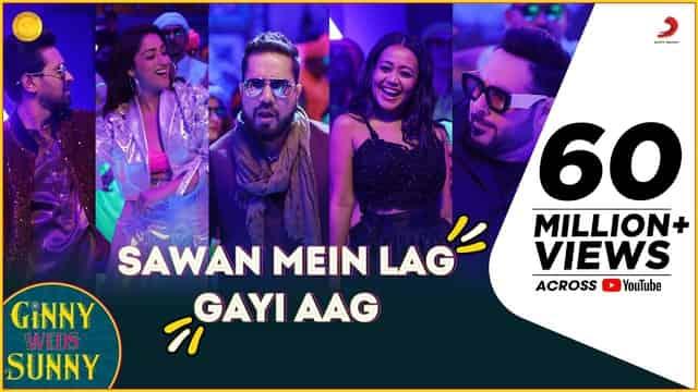 सावन में लग Sawan Mein Lag Gayi Aag Lyrics In Hindi