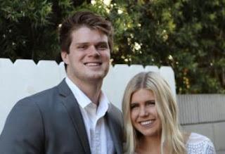 Sam Darnold With Girlfriend