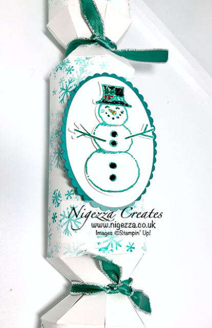 Nigezza Creates With Ed, Stampin' Up! & Snowman Season