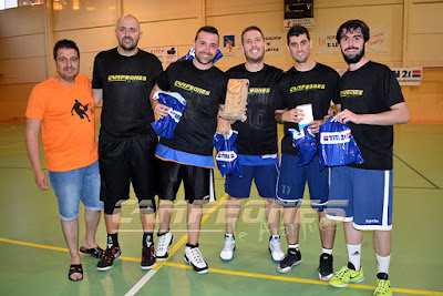 Baloncesto 3x3 Aranjuez CAMPEONES de Aranjuez