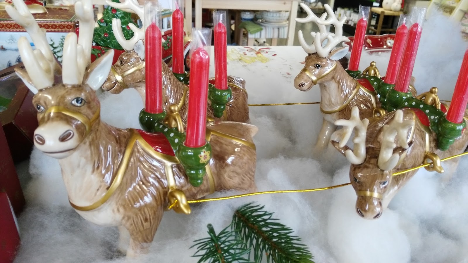 bombonierestefan: La Slitta di Babbo Natale 70 cm ...